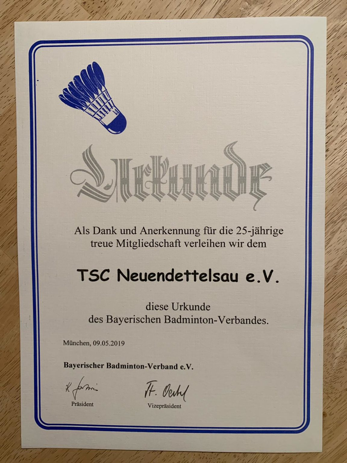 Tsc Neuendettelsau